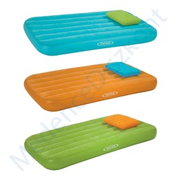 Cozy Kids airbed kék 66801
